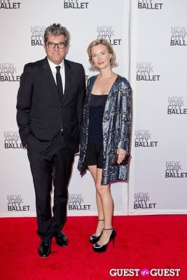 andrew rosen in New York City Ballet's Fall Gala