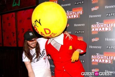 andrew wk in 7th Annual PAPER Nightlife Awards