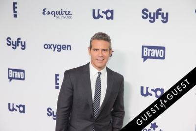 andy cohen in NBCUniversal Cable Entertainment Upfront