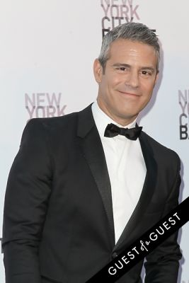 andy cohen in NYC Ballet Fall Gala 2014