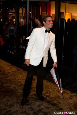 andy cohen in Annual Amfar Foundation Benefit at the MoMA