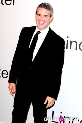 andy cohen in Oprah Winfrey and Ralph Lauren Gala