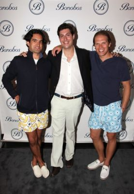 Bonobos Swimtrunk Launch