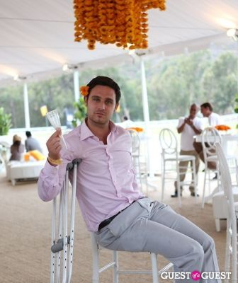 andy hex in Third Annual Veuve Clicquot Polo Classic Los Angeles