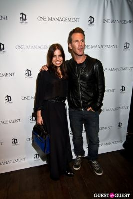andy hilfiger in One Management 10 Year Anniversary Party