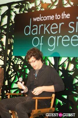 """andy samberg in Lexus """"Darker Side of Green"""" Debates"""