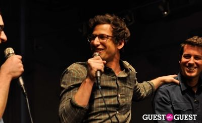 andy samberg in The Lonely Island