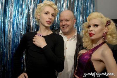 angel marlowe in Amanda Lepore Perfume Launch