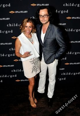 constantine maroulis in Child of God Premiere