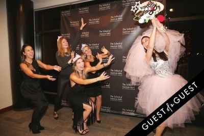 angela redai in School of American Ballet's Fall Affair