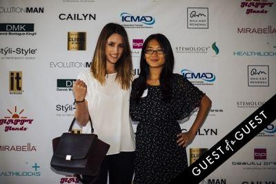 angelica lai in beautypress Spotlight Day Press Event LA