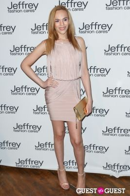 angelica torres in Jeffrey Fashion Cares 11th Annual New York Fundraiser