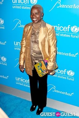 angelique kidjo in The 8th Annual UNICEF Snowflake Ball