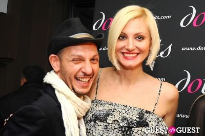 angelo lambrou in Dots Styles & Beats/Fashion Alchemist Party