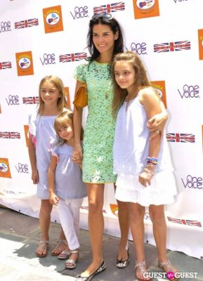 angie harmon in 7th Annual Kidstock Music and Art Festival