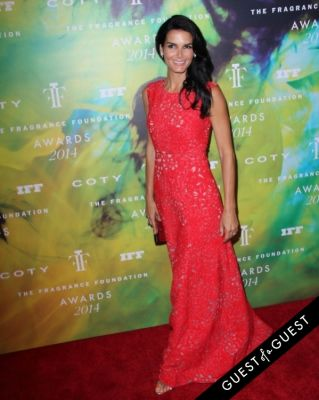 angie harmon in Fragrance Foundation Awards 2014