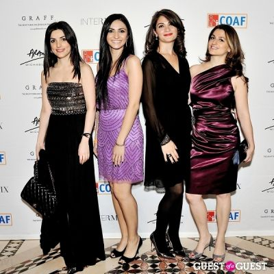 ivette stephanopoulos in Children of Armenia Fund 10th Annual Holiday Gala
