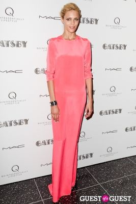 anja rubik in A Private Screening of THE GREAT GATSBY hosted by Quintessentially Lifestyle
