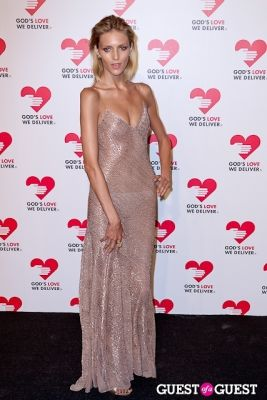 anja rubik in God's Love We Deliver 2013 Golden Heart Awards