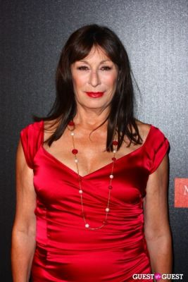 anjelica huston in Red(M) Night by Marrakech