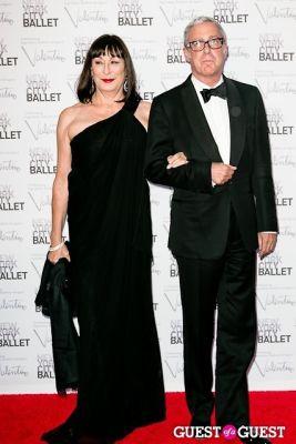 anjelica huston in New York City Ballet Fall Gala Celebrates Valentino