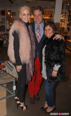 liza lingholm in Calypso St. Barth's Santa Monica Home Store Welcomes Thom Filicia