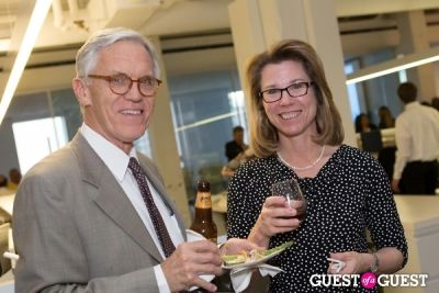 ed buck in Perkins+Will Fête Celebrating 18th Anniversary & New Space