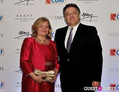 anna afeyan in Children of Armenia Fund 9th Annual Holiday Gala - gallery 1