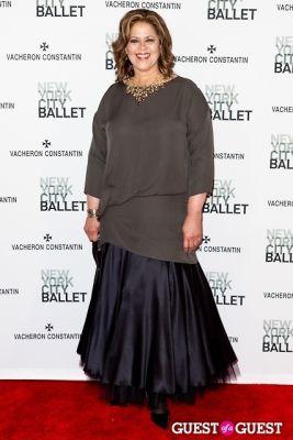 anna deavere-smith in NYC Ballet Spring Gala 2013