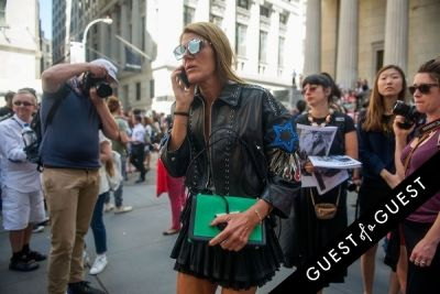 anna dello-russo in Fashion Week Street Style: Day 7