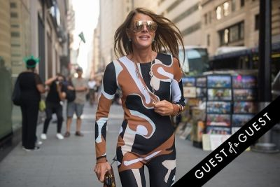 anna dello-russo in Fashion Week Street Style: Day 4
