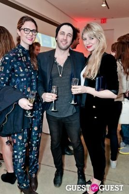 anna furney in 12th Annual RxArt Party