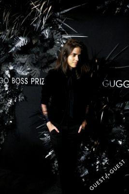 anna herrera in HUGO BOSS Prize 2014