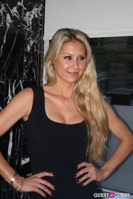 anna kournikova in Capitol File Magazine Party with Anna Kournikova