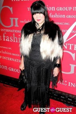 anna sui in FGI Night of Stars