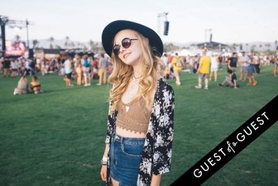 anna tarajos in Coachella 2015 Weekend 1