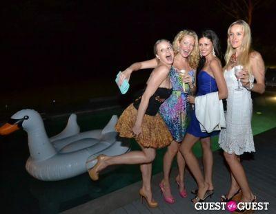 anna volk in Lana Smith Hosts Bday Party for Polina Proshkina