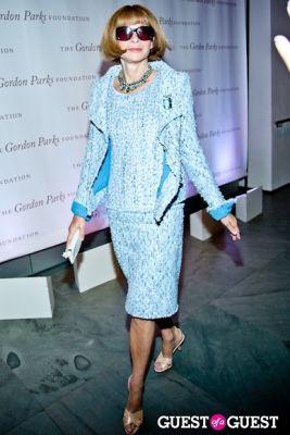 anna wintour in Gordon Parks Centennial Gala