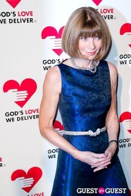 anna wintour in God's Love Golden Heart Achievement Awards