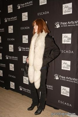 annabel vartanian in Escada Event at Saks Fifth Avenue
