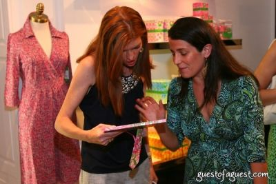 annabel vartanian in Lilly Pulitzer for Operation Smile
