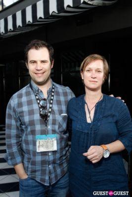 anne carey in SXSW — The Idealists + Representation at The Hotel Cecilia