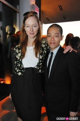 jason wu in Swarovski Pre-CDFA Awards Party