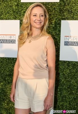anne heche in Step Up Women's Network 10th Annual Inspiration Awards