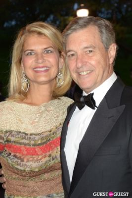 clay rohrvach in The New York Botanical Gardens Conservatory Ball 2013