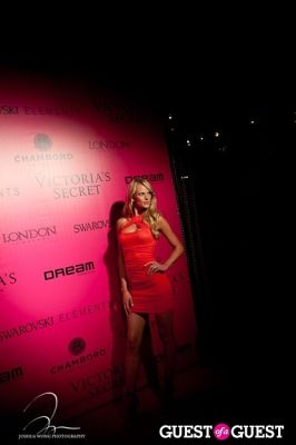 anne vyalitsina in Victoria's Secret 2011 Fashion Show After Party