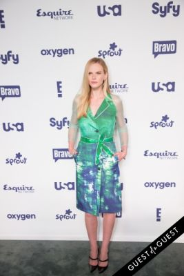 anne vyalitsyna in NBCUniversal Cable Entertainment Upfront