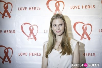 annelise peterson in Love Heals Gala 2014