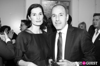matt lauer in New York Academy of Art's 2013 Tribeca Ball
