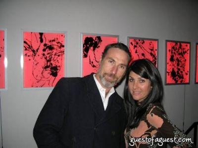 annie evans in LES Gallery Tour